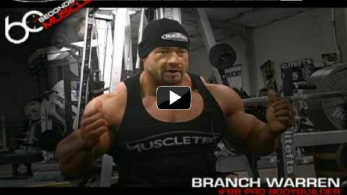 Hatfield Squats Workout with Branch Warren