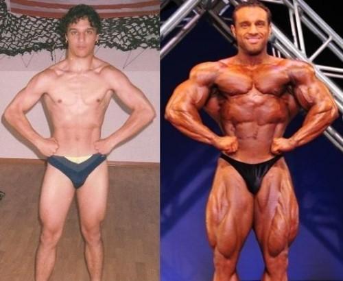 Skinny Guy Transformation
