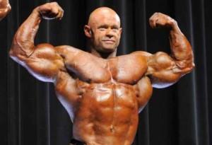 Branch Warren wins 2012 IFBB Australian Pro Grand Prix
