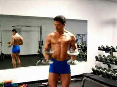 Bodybuilding Exercises – Sharpen Your Shoulders!