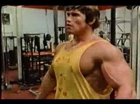 Bodybuilding Chest Routine