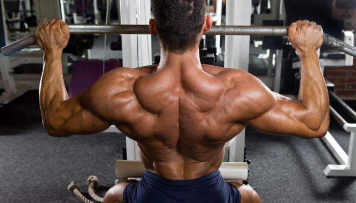 Build a strong neck