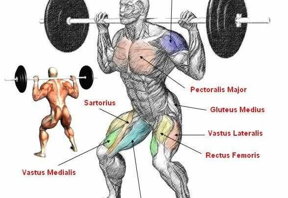 Power Squat Workout!