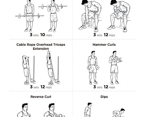 Big Arms Workout