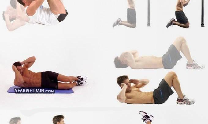 Sixpack Workout!