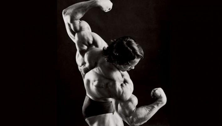 Arnold Schwarzenegger Shares His Best Shoulder-Training Tips